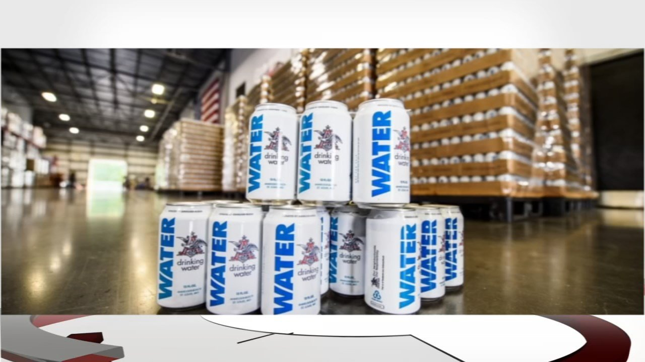 Anheuser-Busch stepped up to help flood victims in Kentucky.