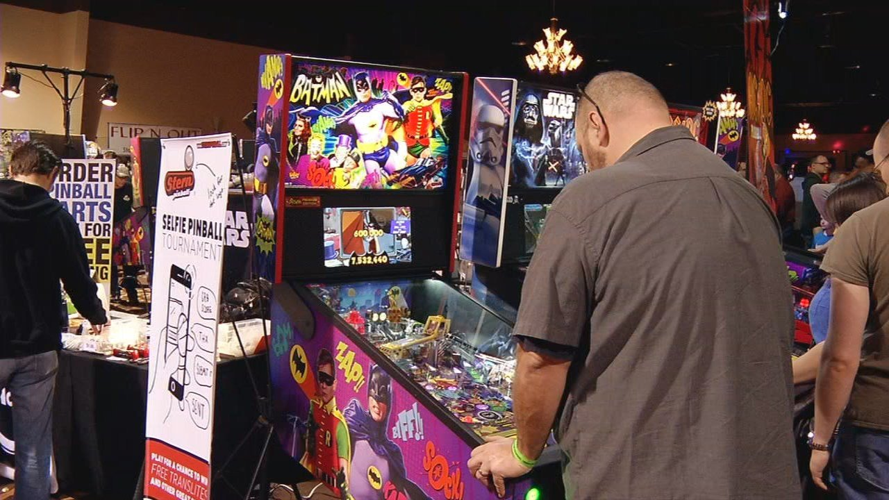 Gamers can play classic games on 250 different gaming systems like Atari, Sega Genesis, Playstation and Nintendo.