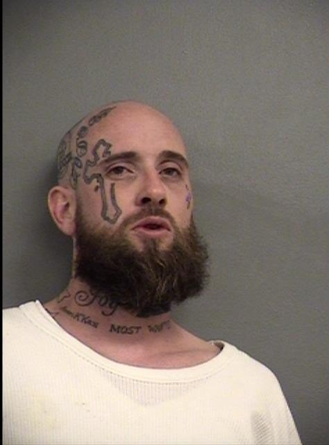 Jonathan Yount (Image Source: Louisville Metro Corrections)