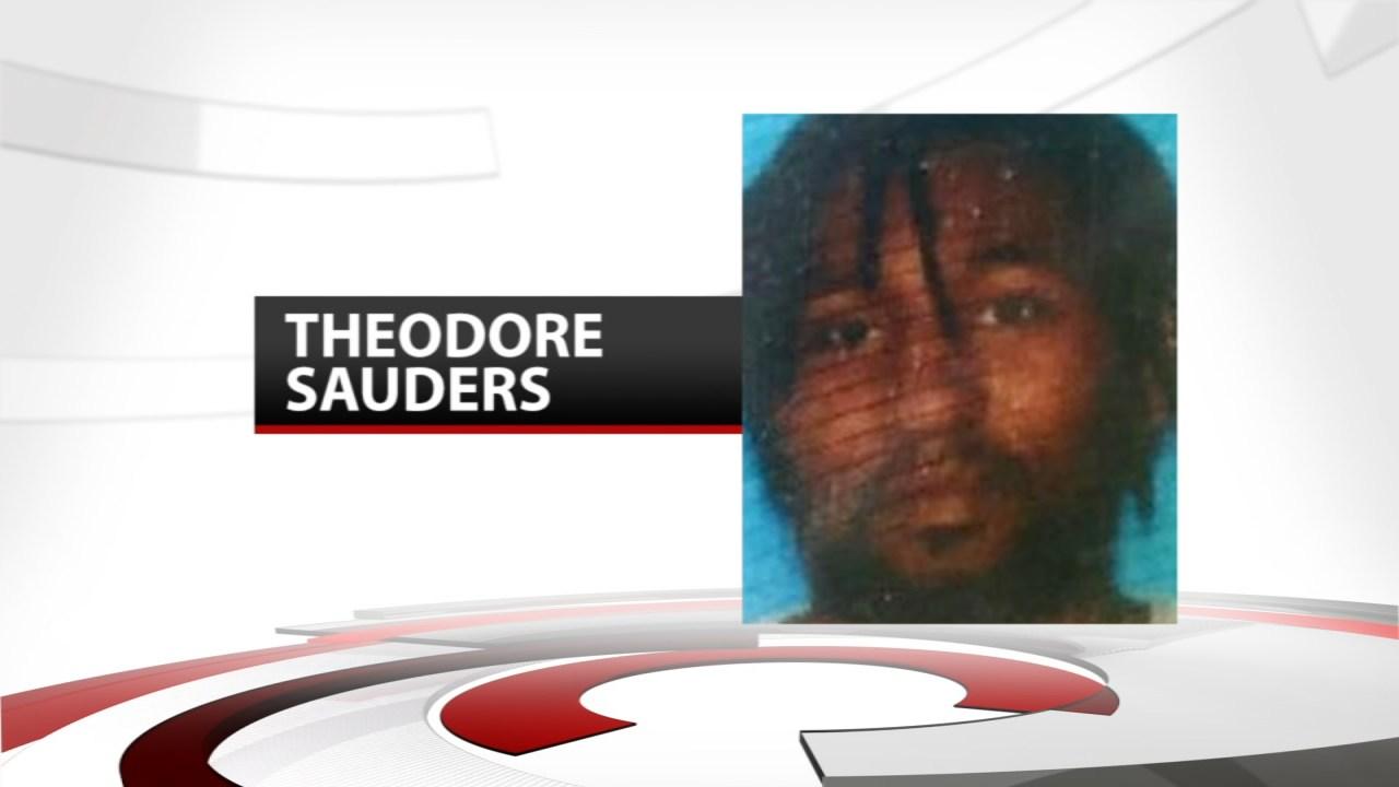 Theodore Sauders (source: Indiana State Police)