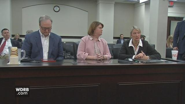 A bill requiring Kentucky residents to be at least 18 in order to get married passed a Senate Judiciary Committee on March 6, 2018.