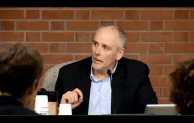 David Jones Jr., shown in 2015 when he was a member of the Jefferson County Board of Education