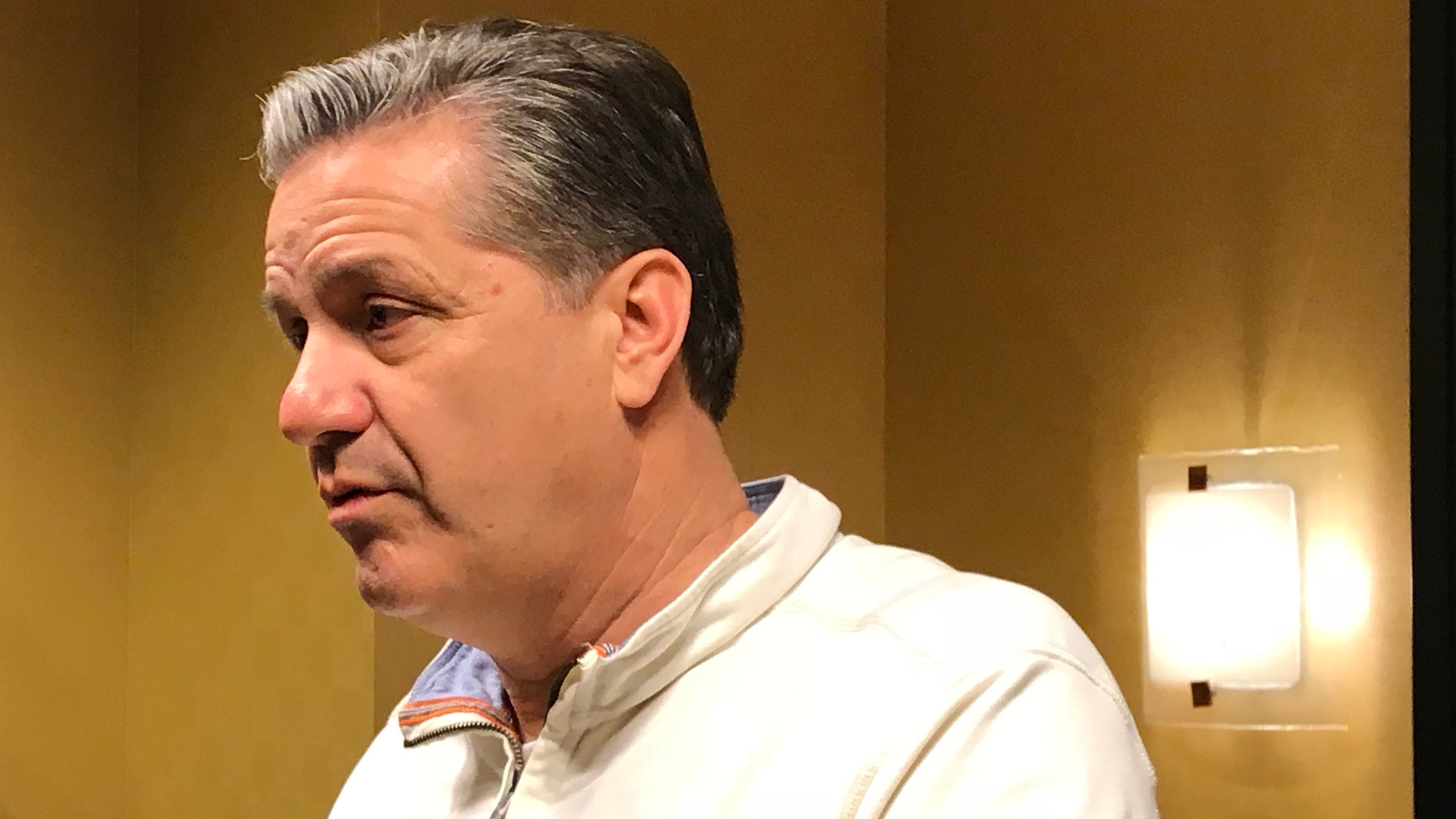 John Calipari and Kentucky will chase their fourth straight SEC Tournament title in St. Louis