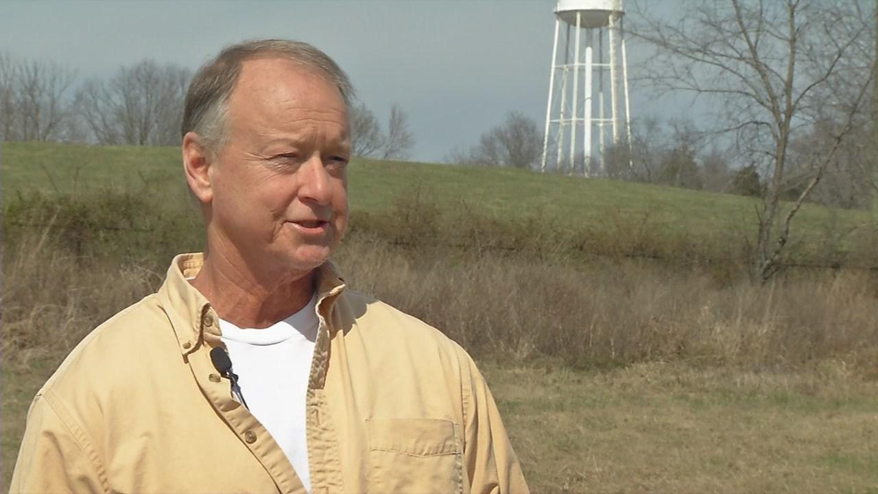 Jefffersonville Mayor Mike Moore