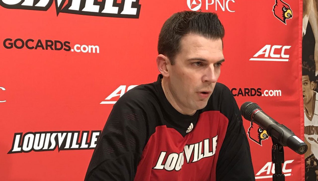 Louisville players voted against NIT, school accepted invitation anyway