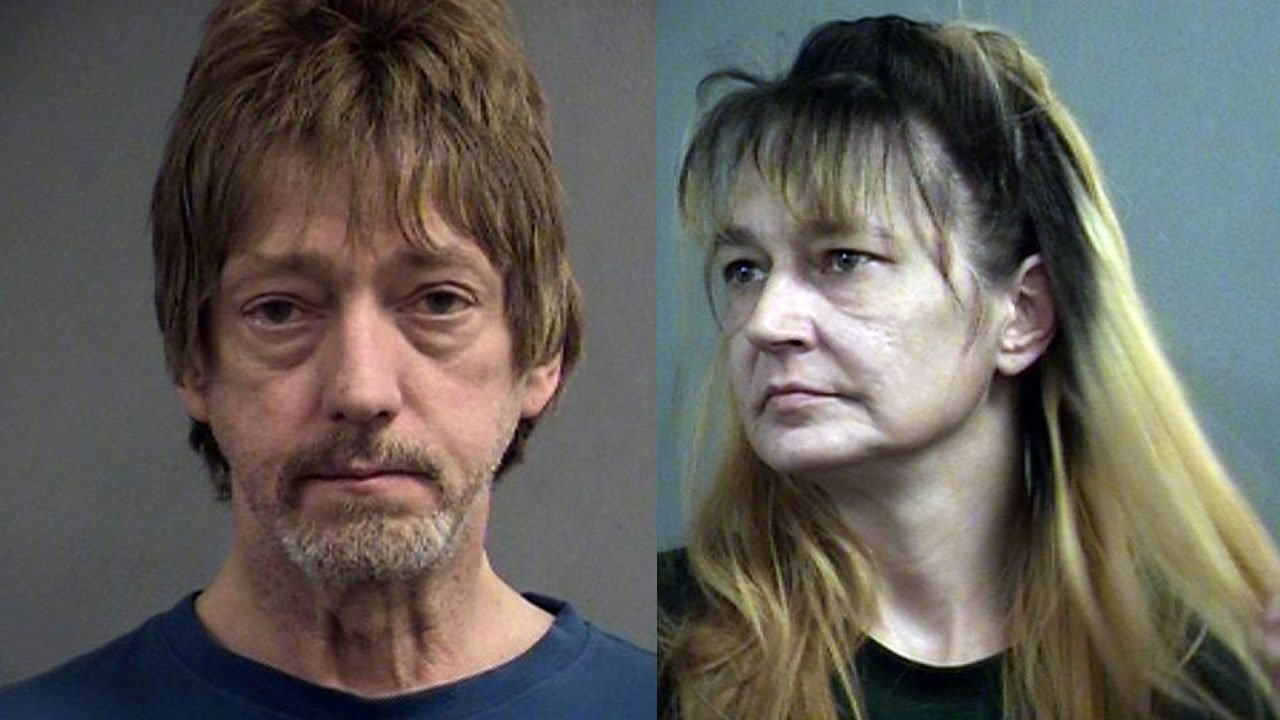 Lonnie Cassady and Kelli Fried (Source: Louisville Metro Corrections)