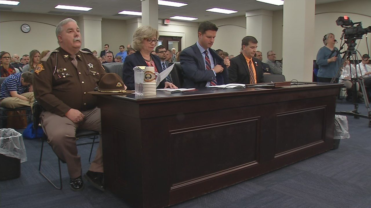 House Bill 604 passed favorably out of the House Budget Committee on Tuesday. It will head to the House floor next for debate.