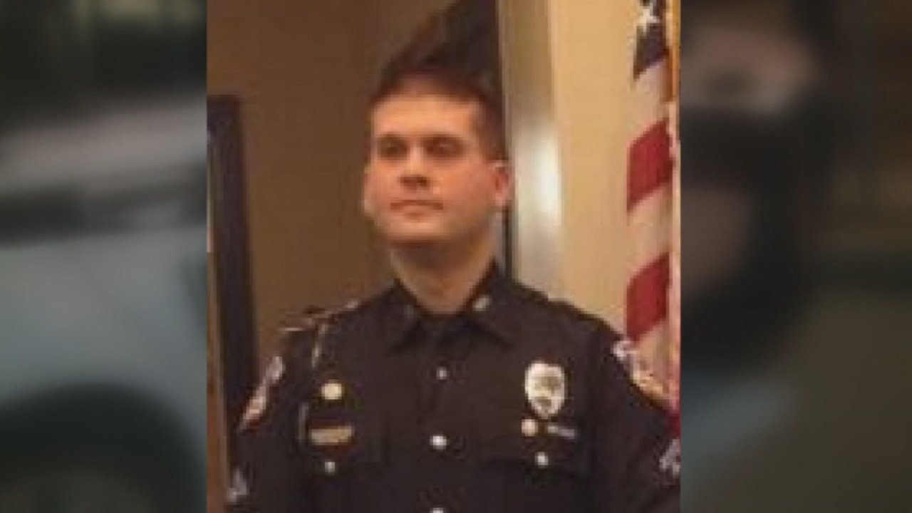 Pikeville, Kentucky Police Officer Scotty Hamilton was shot and killed in the line of duty on March 13, 2018.