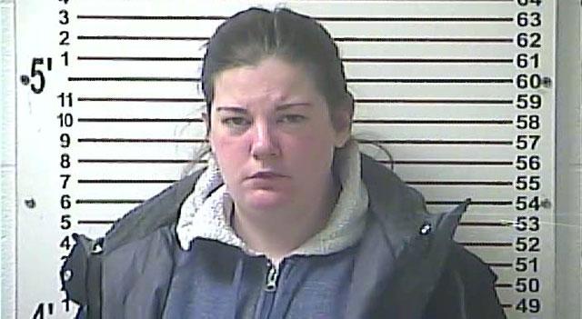 Katie Fultz (Source: Hardin County Detention Center)