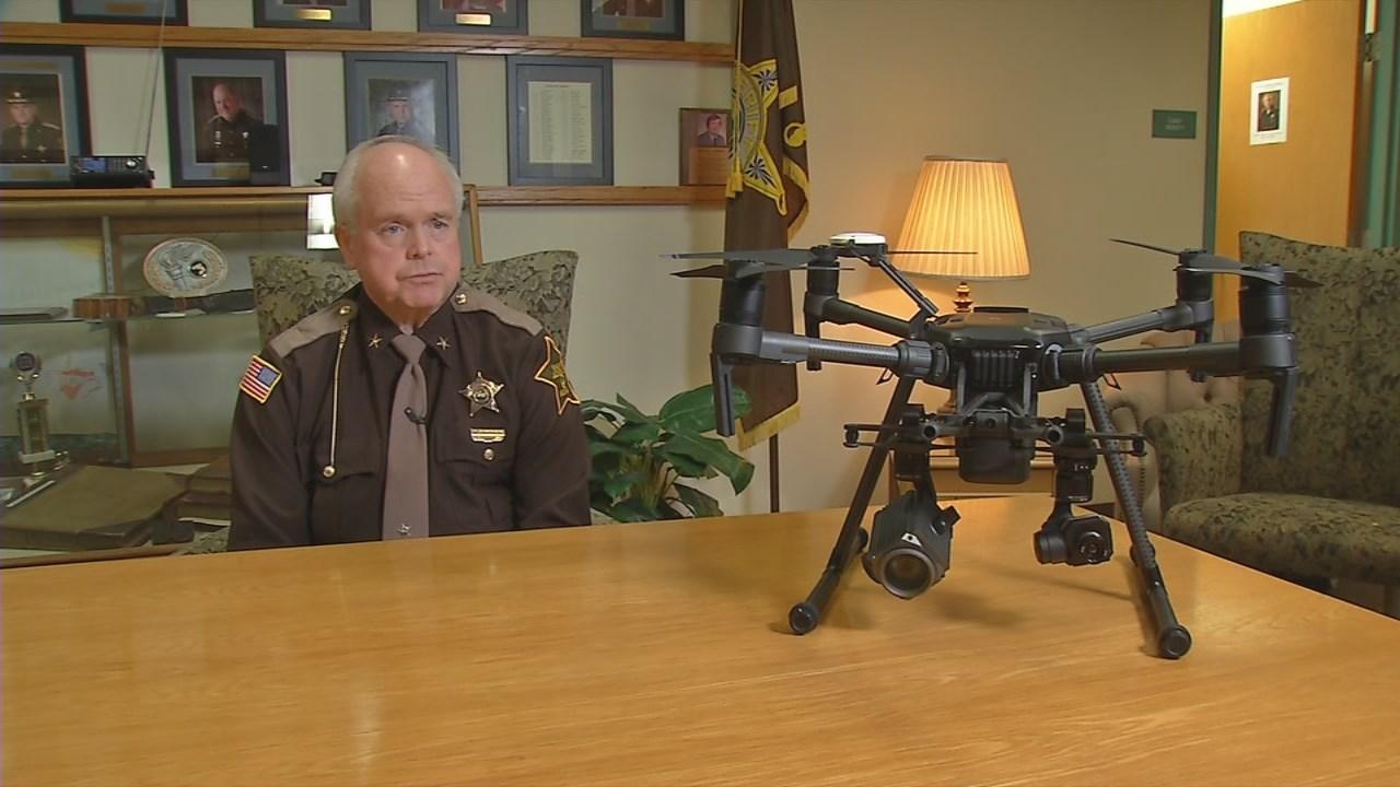 Jackson County SheriffMike Carothers