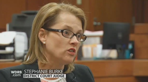Jefferson District Judge Stephanie Burke