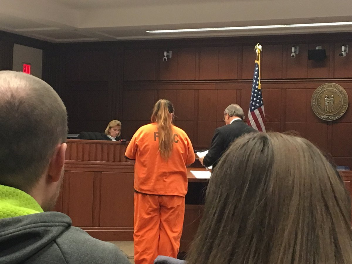 Suzanne Whitlow sentenced to 20 years for drunk driving crash that killed an LMPD detective and a Lexington man in Oct. 2016