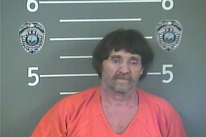 John Russell Hall is charged with murder for the death of Pikeville Kentucky Police Officer Scotty Hamilton-March 2018.