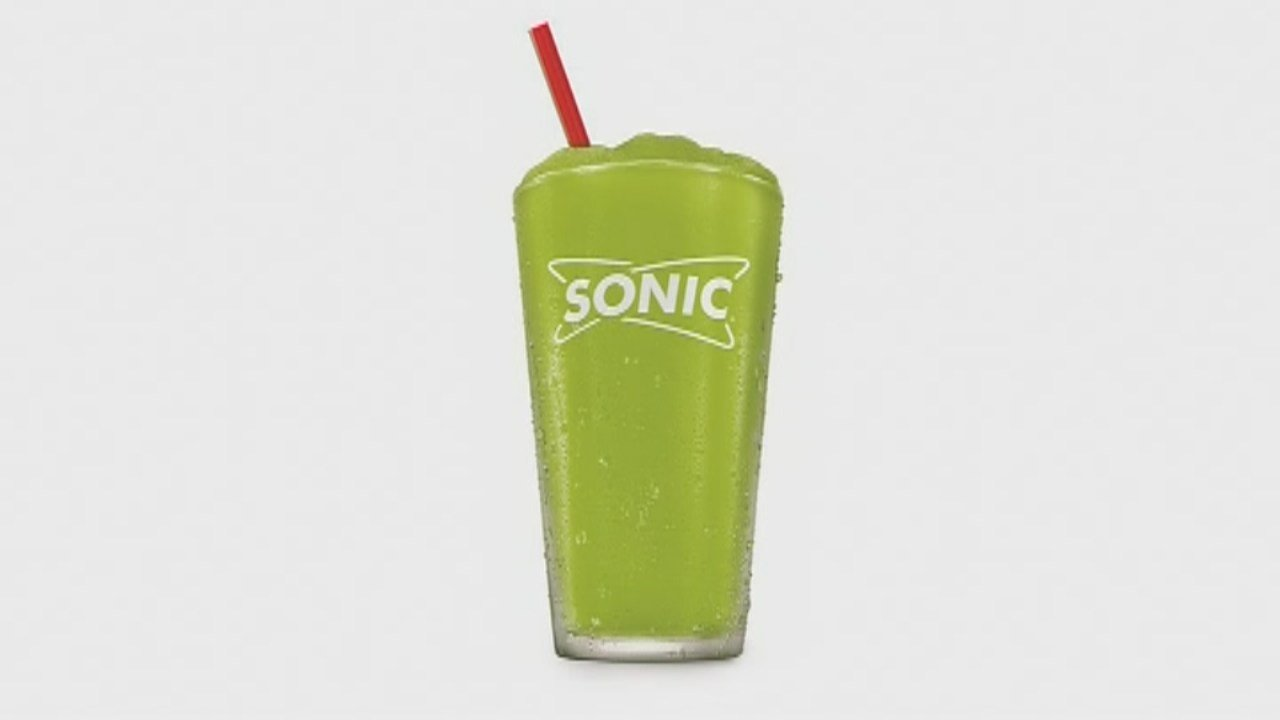 If you're in the mood for a nice cold slushthis summer, you'll have a new strange flavor to choose from at Sonic.