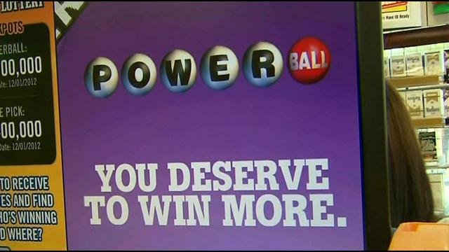 The odds of winning Powerball are 1 in 292.2 million.