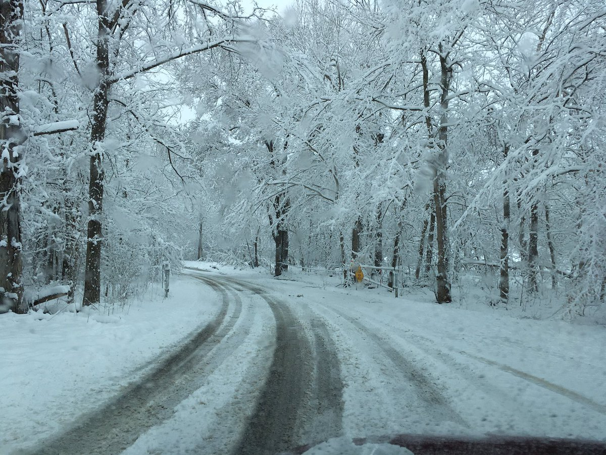 Winter storm: