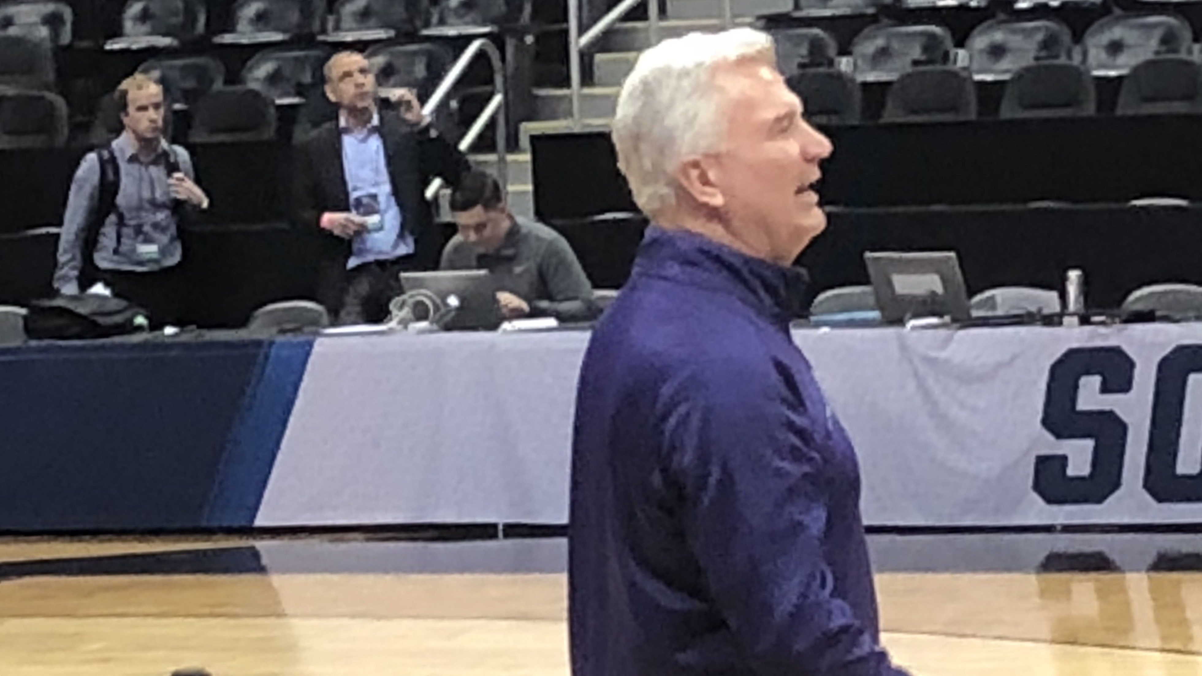 Kansas State coach Bruce Weber will try to defeat Kentucky Thursday without a 5- or even 4-star recruit on his roster.