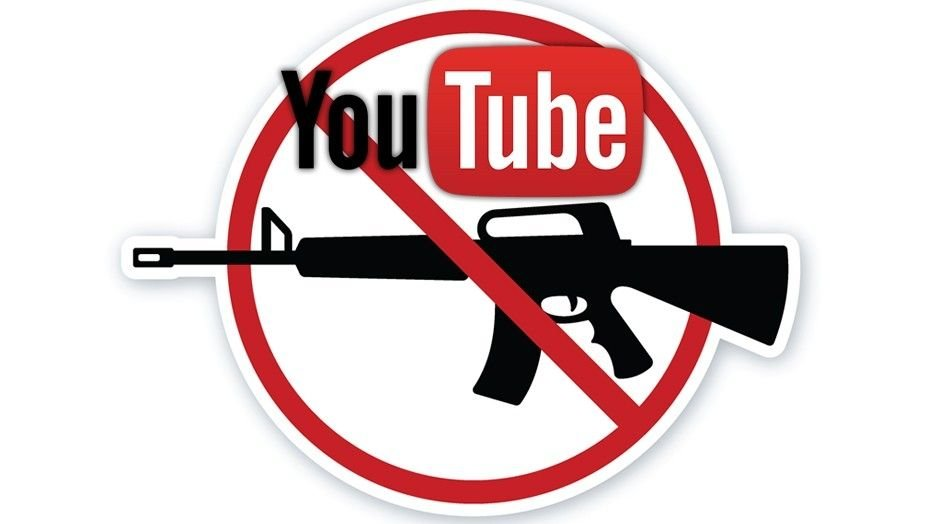 YouTube Bans Firearm How-To Videos and Sales, Prompting Backlash