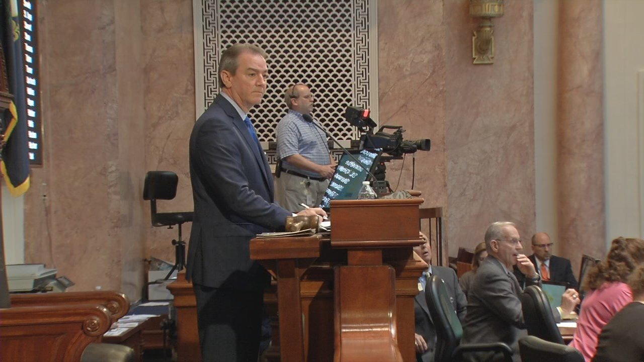 House Speaker Pro Tem David Osborne