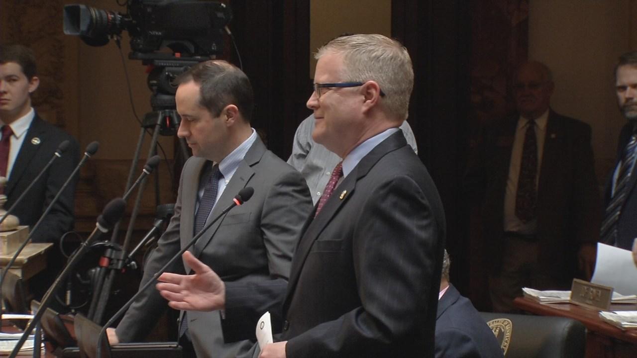 Senate Majority Floor Leader Damon Thayer