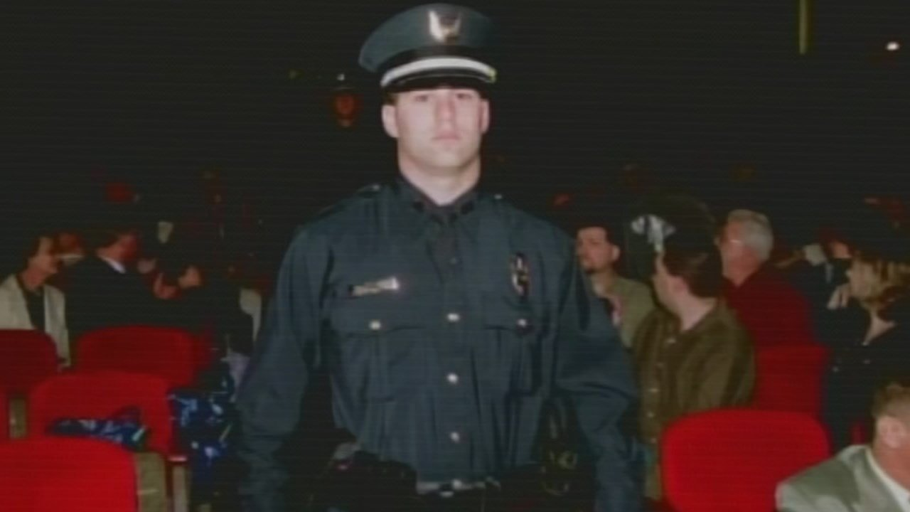 Louisville Metro Police Department officer Peter Grignon died in the line of duty on March 23, 2005.