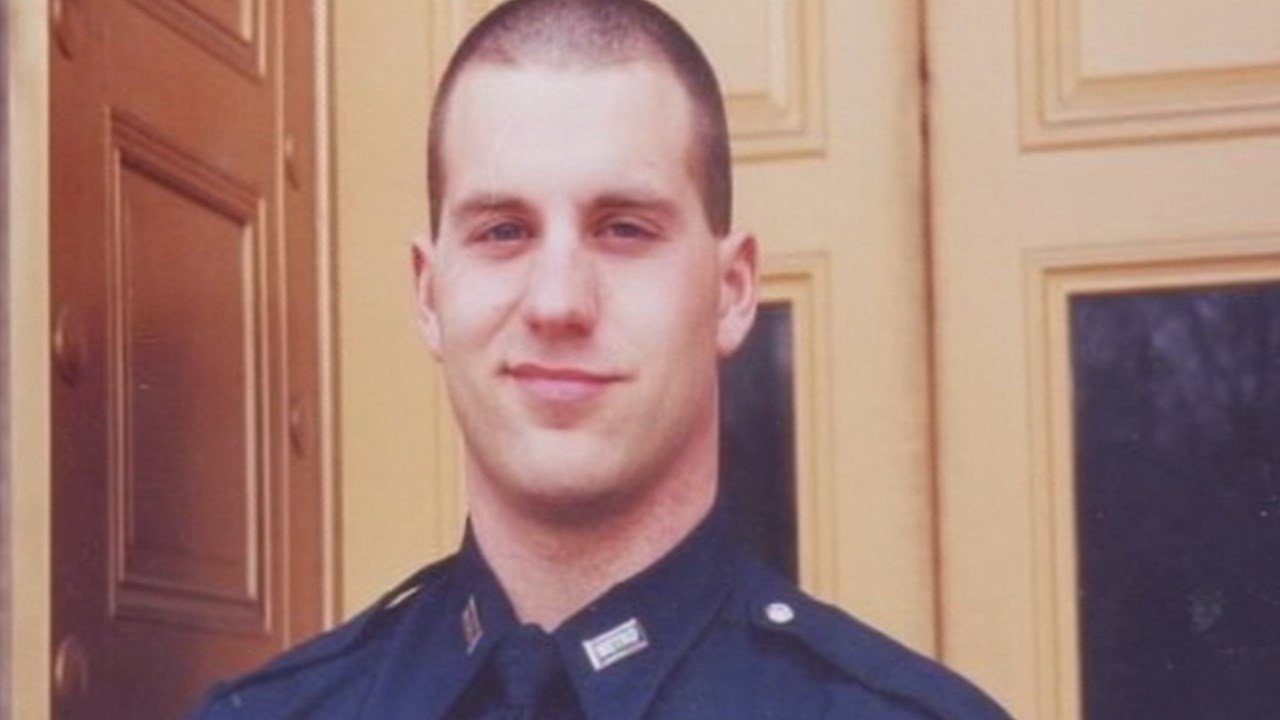Grignon was 27 years old when he was shot and killed on the job on March 23, 2005.