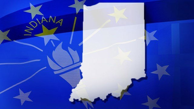 The governor's office says Indiana is no longer on a list of the only three states without an official insect.