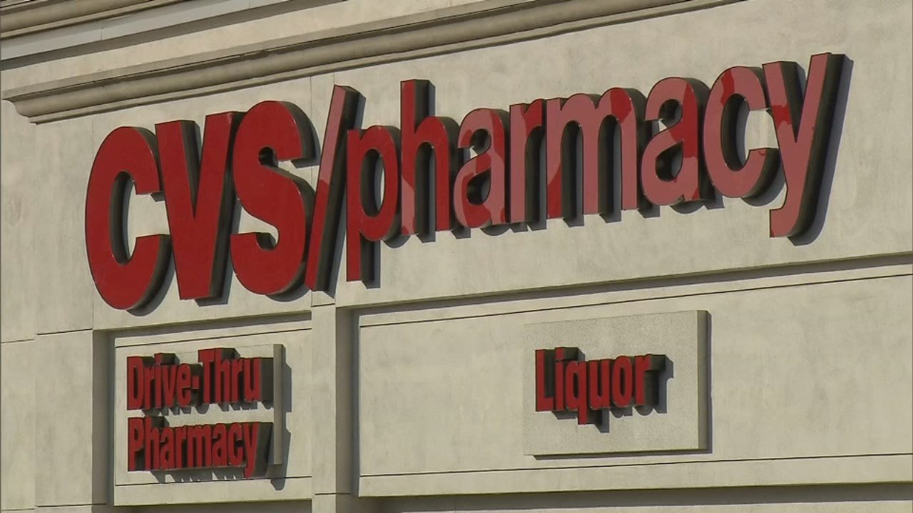 CVS will install kiosks at nine locations for people to drop of unused medications 24 hours a day.