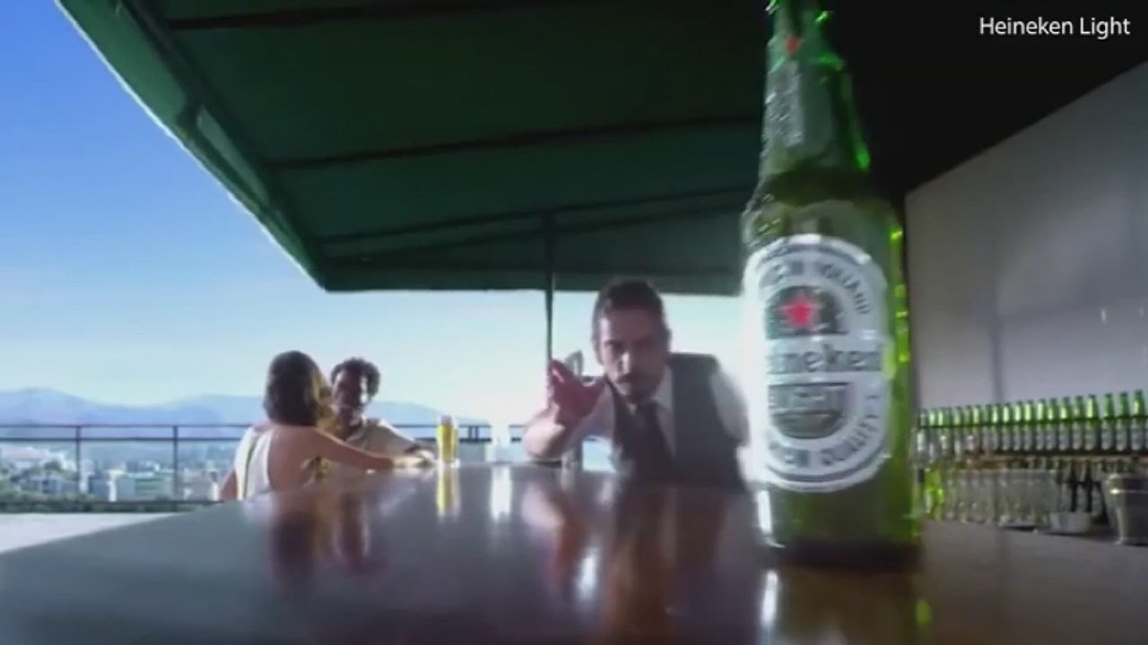 Chance the Rapper calls Heineken ad 'terribly racist'