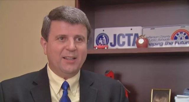 JCTA President Brent McKim