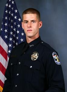 Officer Eric Goldschmidt (Photo provided by LMPD)