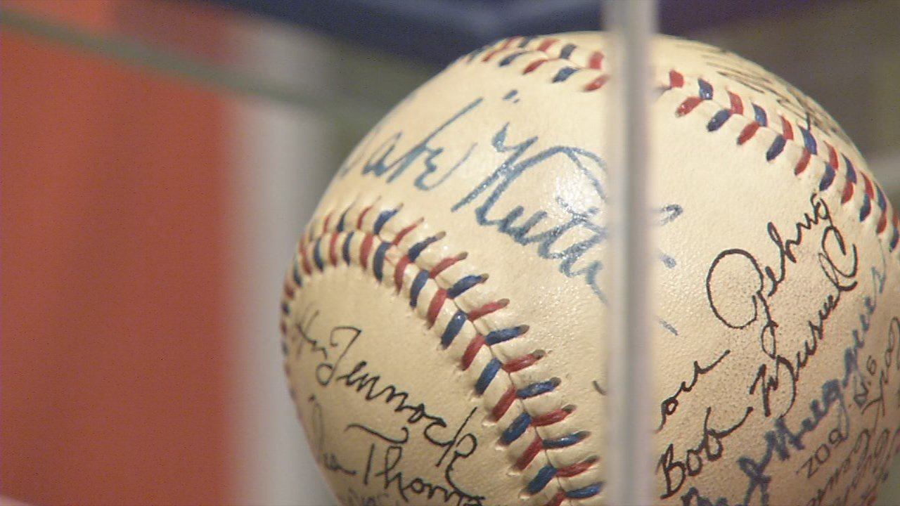 """The exhibit celebrates 25 years since the beloved baseball classic """"The Sandlot"""" made its debut."""