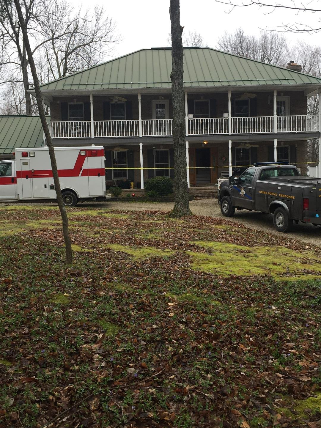 Kentucky State Police said officers were called to a report of a shooting on G. Shelton Road in northern Hart County just after 3 a.m. Sunday.(Photo provided by KSP)