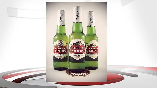 Stella Artois recalls bottles over potential for glass in the bottles.