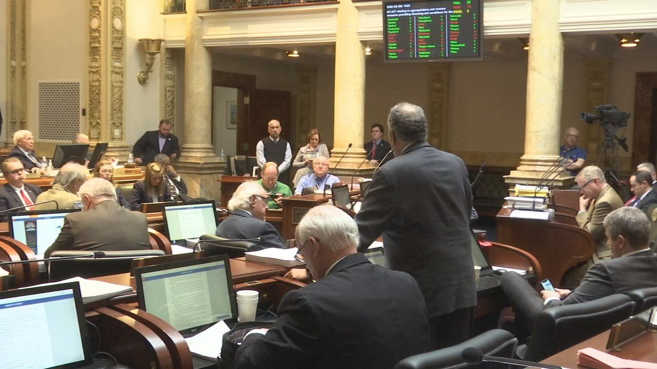 Lawmakers passed a tax reform package Monday that includes imposing a sales tax on services such as car repairs.