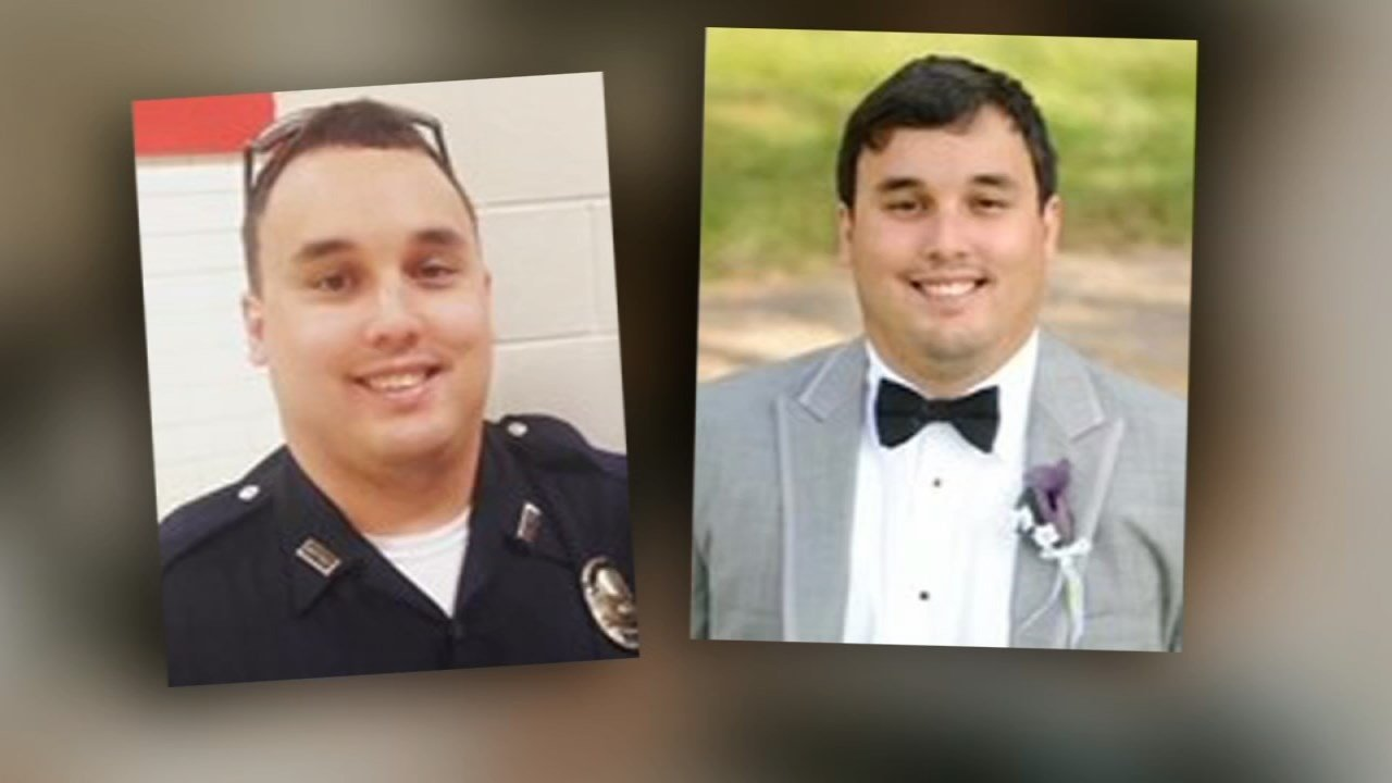 One of those that would receive benefits is the family of fallen LMPD Officer Nick Rodman.
