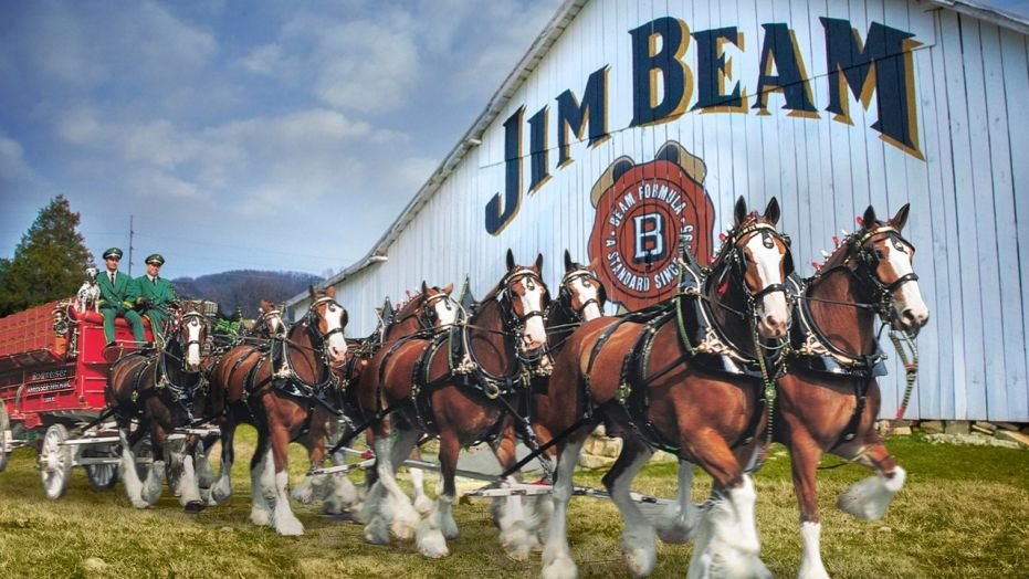 Jim Beam and Budweiser to launch beer together