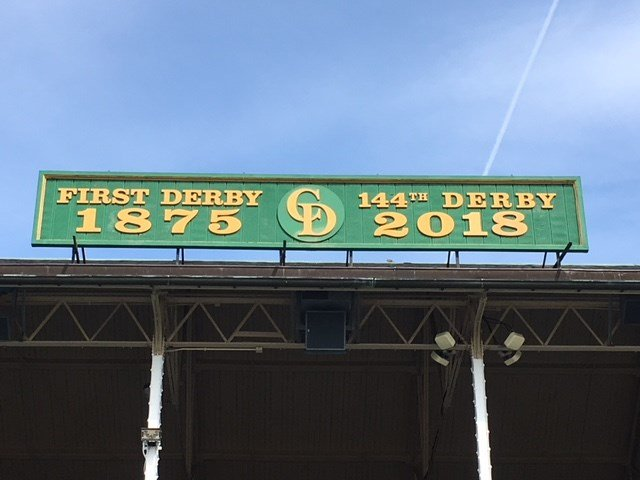 Churchill Downs is ready to host the 144th running of the Kentucky Derby on May 5, 2018.