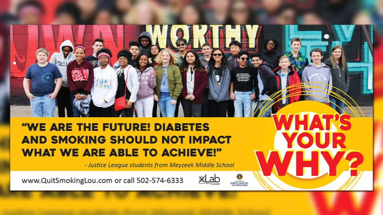 """""""What's your Why"""" billboards are being posted in Louisville's Smoketown neighborhood."""