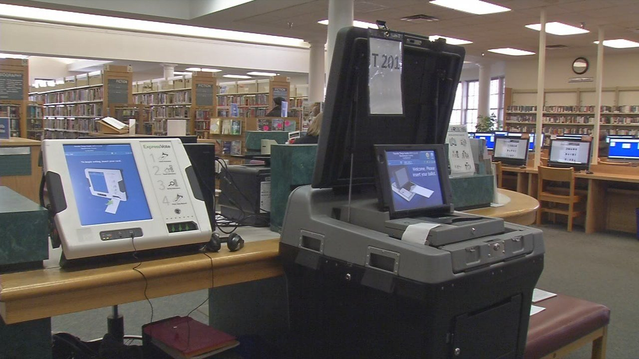 Five locations will have the new machines, including the Jeffersontown Library, the Shawnee Library and the Middletown Library.