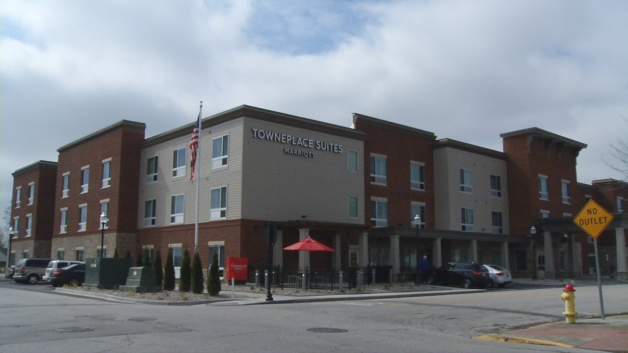 The TownePlace Suites by Marriott in Jeffersonville, In. will host an official ribbon cutting on April 25.