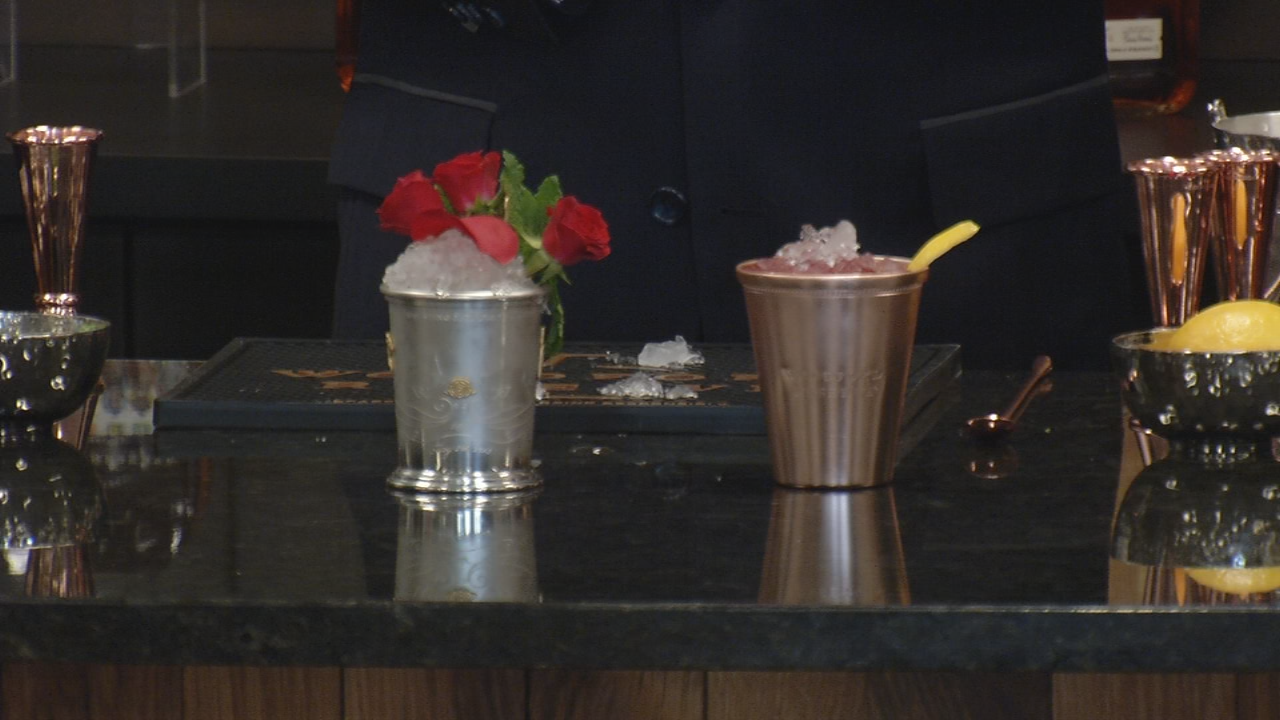 Woodford Reserve is offering the Woodford Spire in addition to the julep at Churchill Downs.