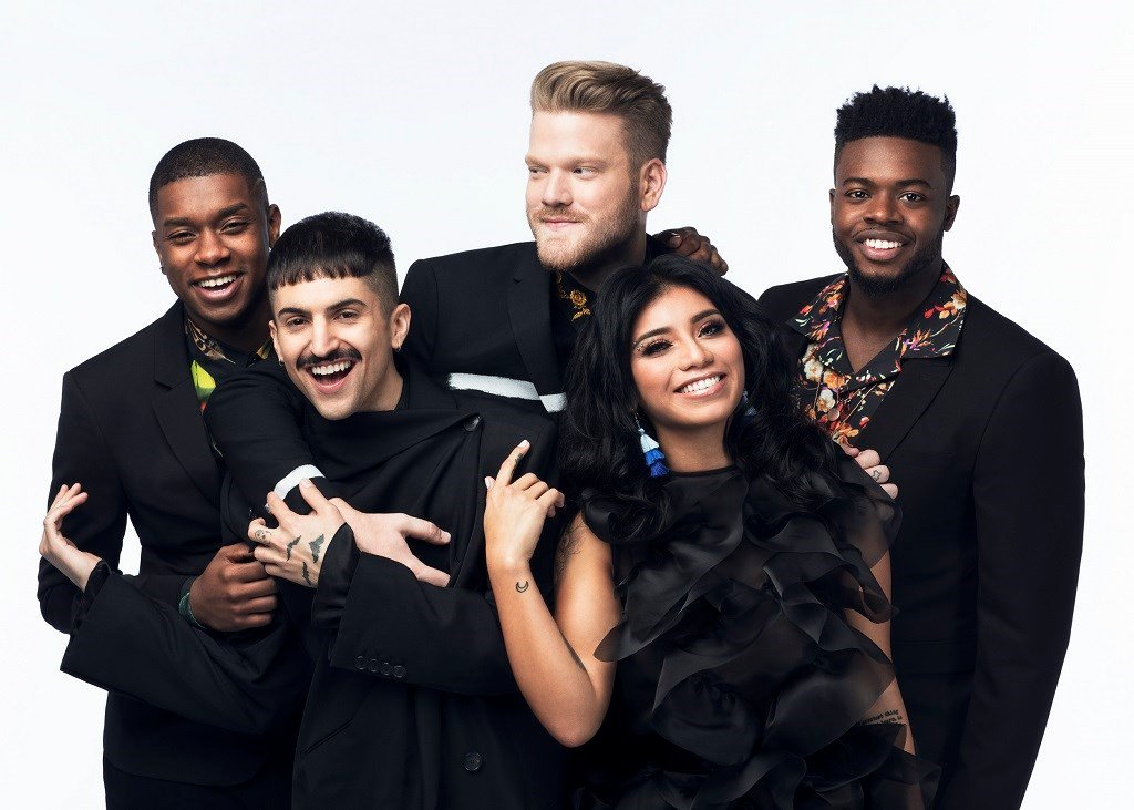 Pentatonix to sing the anthem at the 144th Kentucky Derby.
