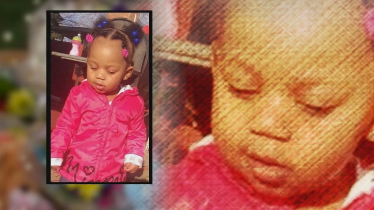 1-year-old Malaysia Robson was killed, when dozens of shots were fired into her home.