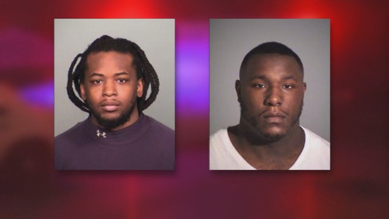 Darrin Banks and Brian Palmer face charges, after a 1 year-old girl was killed.
