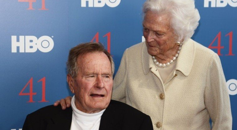 Bush is one of only two first ladies who was also the mother of a president. The other was Abigail Adams, wife of John Adams and mother of John Quincy Adams.