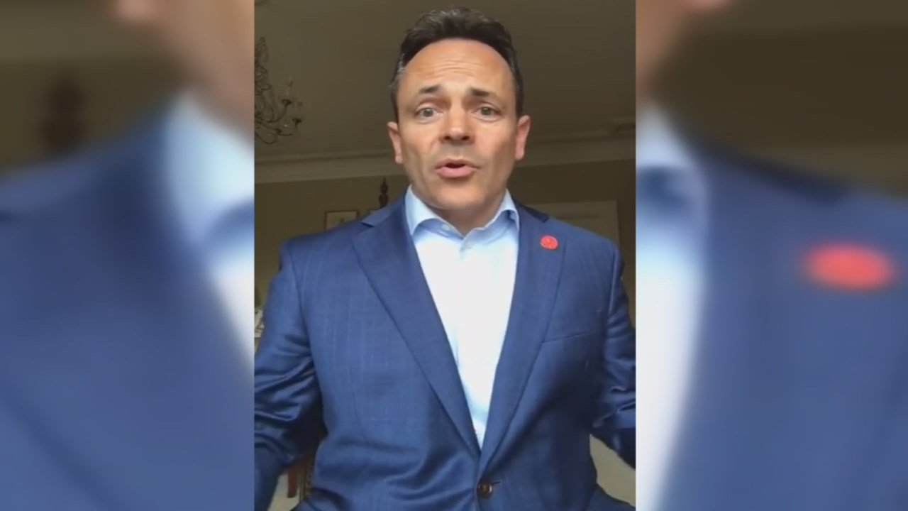 Gov. Bevin released a video on Sunday apologizing for the comments.