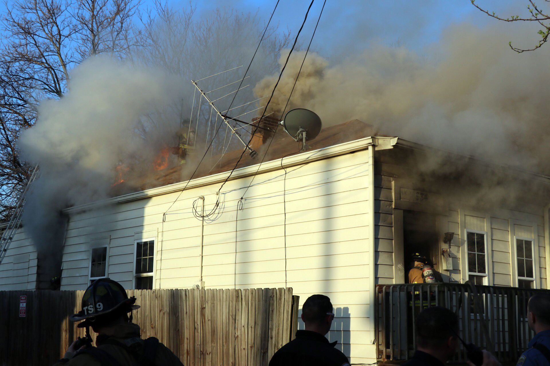Photo provided by Louisville Fire Department