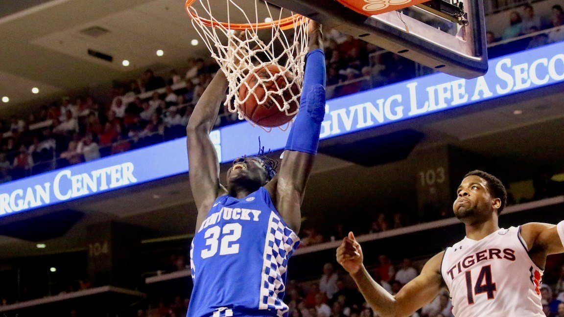 Wenyen Gabriel to test NBA Draft waters, will not hire agent