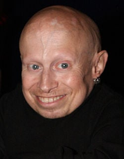 Verne Troyer, 2012 image from Wikipedia.